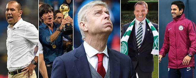 Tin HOT bóng đá tối 27/2: Lộ diện ứng viên thay HLV Wenger tại Arsenal - 1