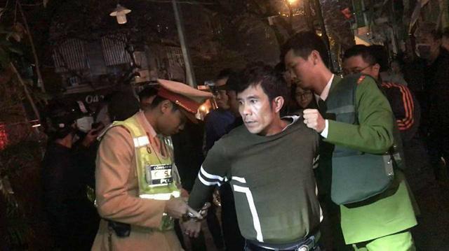 Động thái lạ của kẻ chở ma túy khi gặp cảnh sát 141 - 1