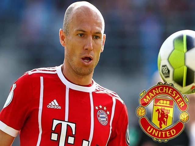 Bom tấn MU: Robben bí mật đến Carrington, Mourinho sửa sai cho Sir Alex