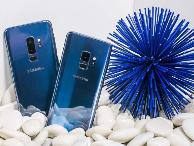 So kè Galaxy S9 với các smartphone đình đám nhất thị trường