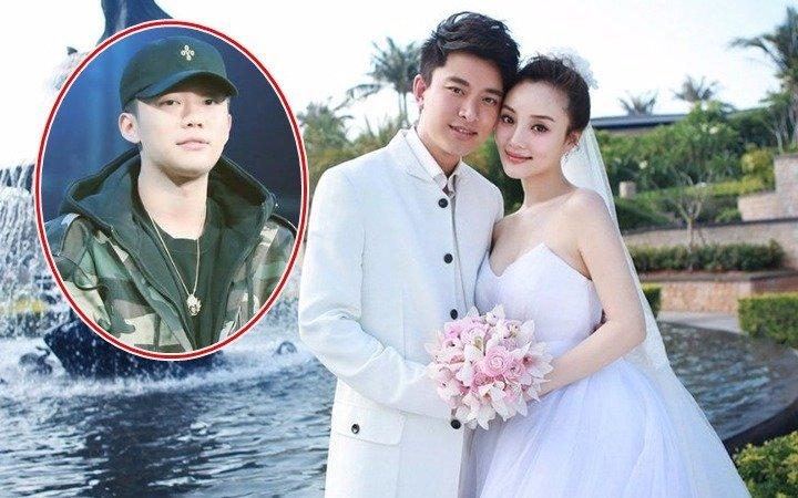 """Vướng scandal qua đêm với """"chị dâu"""" Lý Tiểu Lộ, nam rapper vẫn sống khỏe re - 1"""