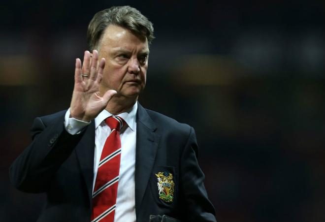 Tin HOT bóng đá tối 28/2: Van Gaal trách MU sống chỉ vì tiền - 1