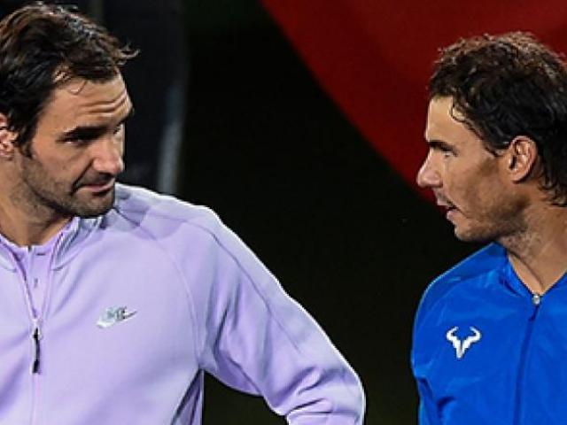 """Federer sức nhàn chống địch mỏi: Nadal sẽ lại """"hít khói"""" kình địch"""