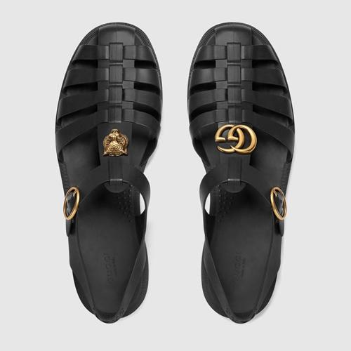 Sandal 11 triệu của Gucci giống 99% dép rọ Việt Nam? - 1