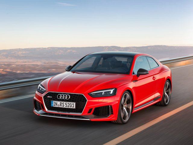 """Audi RS5 xuất hiện cực """"hài hước"""" trong video mới nhất của Audi."""