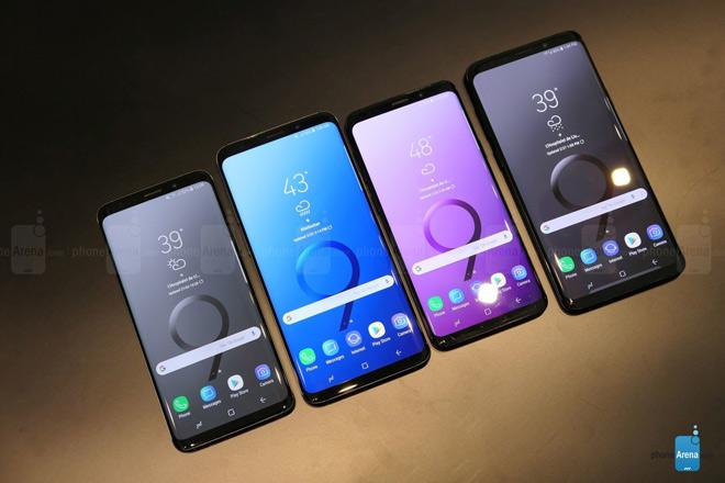 Camera trên Galaxy S9 và Galaxy S9+ có những gì thú vị? - 1