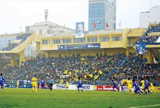 V-League rậm rịch vào mùa giải mới - 1
