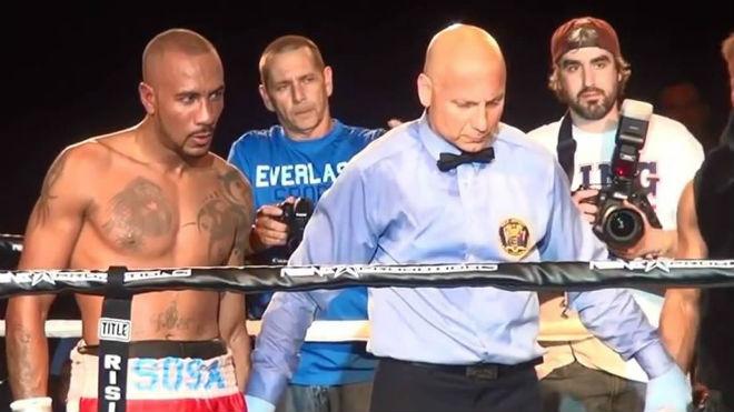 """Chấn động """"quỷ dữ"""" boxing: Nghịch tử sát hại cha rồi... xem TV - 1"""