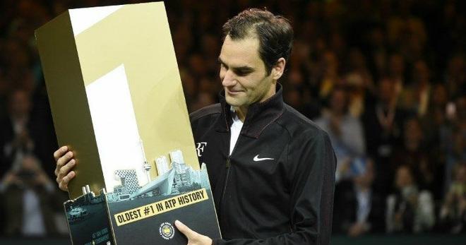"""Federer sức nhàn chống địch mỏi: Nadal sẽ lại """"hít khói"""" kình địch - 1"""