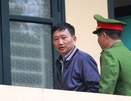 Trịnh Xuân Thanh kháng cáo vì cho rằng mình vô tội - 1