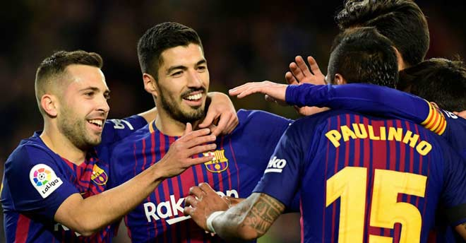 """Las Palmas – Barcelona: """"Nổ súng"""" chờ Atletico - 1"""