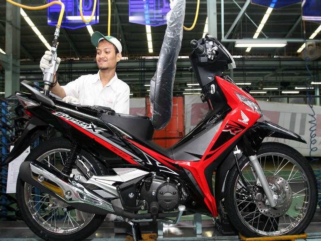 Honda Supra X 125 ra phiên bản mới, giá 28 triệu đồng