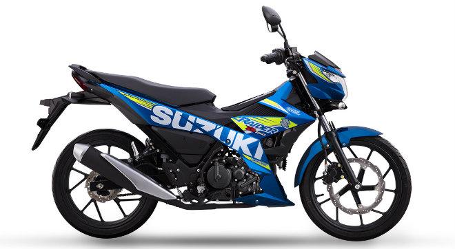 Suzuki triệu hồi hơn 4000 chiếc xe côn tay Raider tại Việt Nam - 1