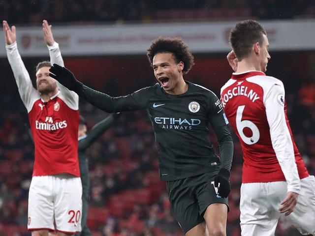 """Arsenal sấp mặt vì Man City: """"Rổ đựng bóng"""" ê mặt nhất châu Âu"""