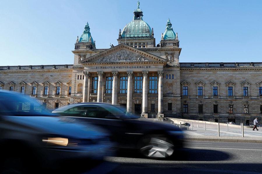 Tòa án Đức cho phép cấm lưu hành xe động cơ dầu ở một số thành phố  - 1