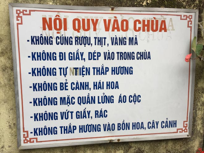 Tiết lộ bất ngờ về ngôi chùa không có hòm công đức ở Bắc Ninh - 2