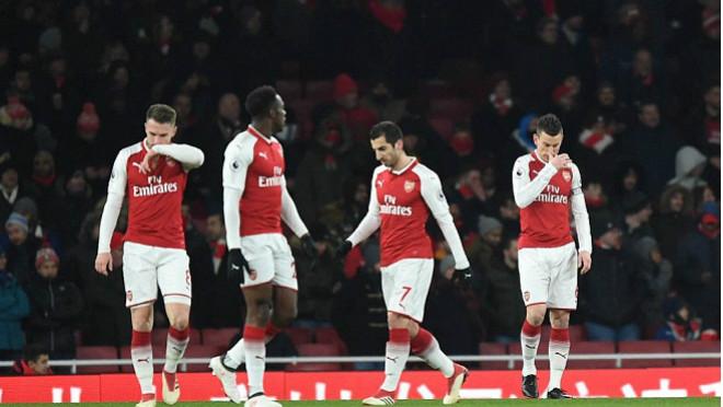 """Arsenal sấp mặt vì Man City: """"Rổ đựng bóng"""" ê mặt nhất châu Âu - 1"""