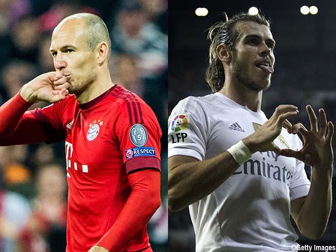 Bom tấn Robben đến MU: Tiết kiệm 80 triệu bảng, khỏi cần Gareth Bale - 1