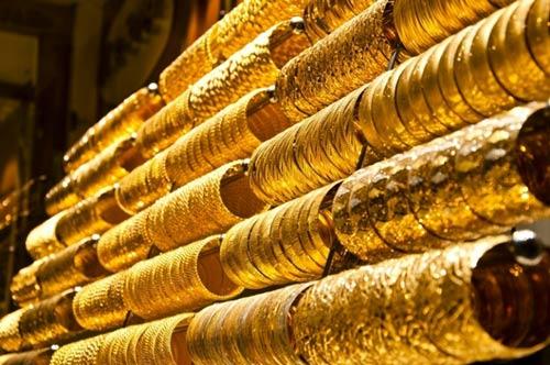 Giá vàng hôm nay 2/3: Vàng tiếp tục mất giá, tỷ giá vẫn đi lên - 1