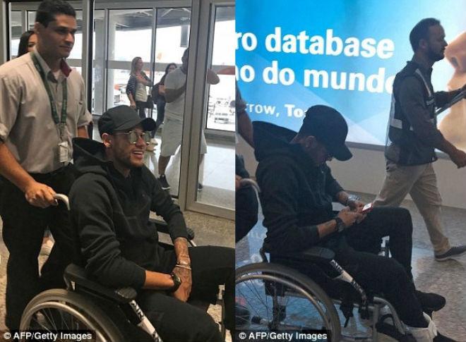 Neymar dính lời nguyền sinh nhật mỹ nhân, dễ ác mộng như World Cup 2014 - 1