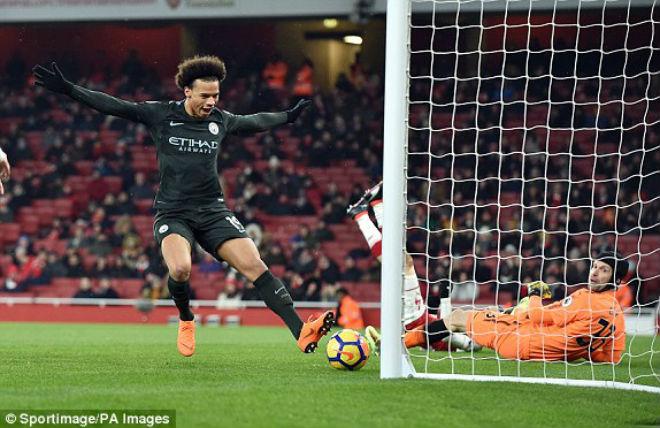Arsenal - Man City: Phạt đền hỏng ăn, ác mộng kinh hoàng - 1