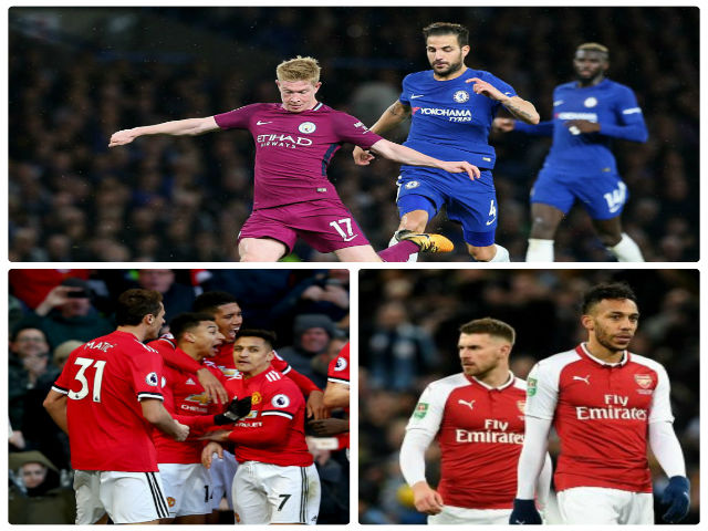 Ngoại hạng Anh trước vòng 29: Thượng đỉnh Man City - Chelsea, MU thư thái