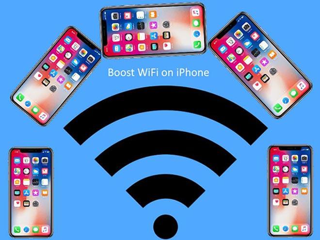 Cách tăng tốc độ mạng Wi-Fi trên iPhone chạy iOS 11 - 1