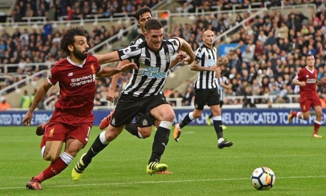 Liverpool – Newcastle: Salah bùng nổ, thắng để vượt mặt MU - 1