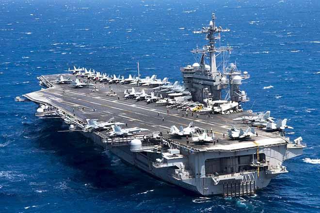 Tàu Hải quân Mỹ thăm Đà Nẵng phải tuân thủ quy định gì? - 1