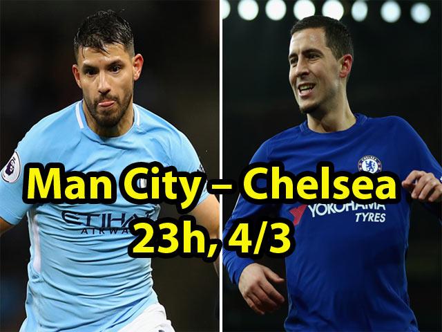 """Man City – Chelsea: Man """"xanh"""" xứng danh vô đối, chờ gặt kỷ lục"""