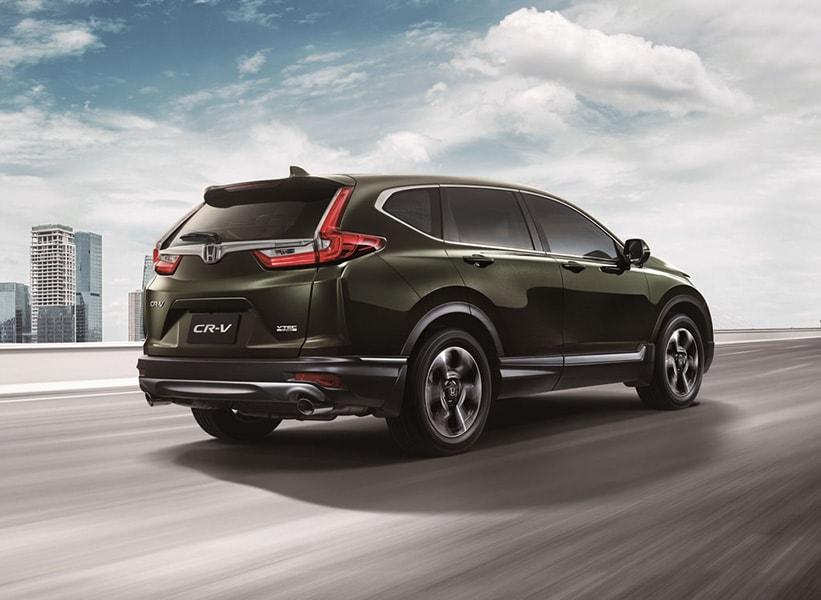 Honda CR-V là chiếc SUV bảo vệ an toàn cho trẻ em tốt nhất - 3