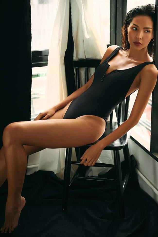 """Qua rồi thời """"e lệ"""", Bảo Anh, bạn gái Cường Đô La,… mặc áo tắm ngày càng gợi cảm - hình ảnh 18"""