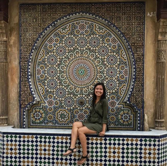 Ghen tị với cô nàng 4 tháng đi 18 quốc gia, 44 thành phố trên thế giới - hình ảnh 5