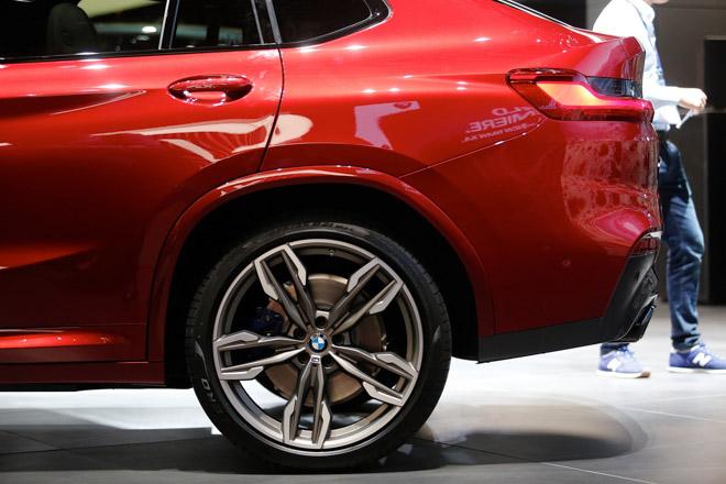 BMW X4 2019 sắp được THACO bán tại Việt Nam vào đầu năm 2019 - 12