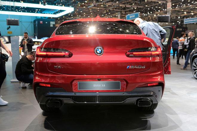 BMW X4 2019 sắp được THACO bán tại Việt Nam vào đầu năm 2019 - 10