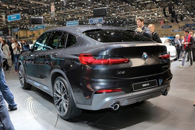 BMW X4 2019 sắp được THACO bán tại Việt Nam vào đầu năm 2019 - 11