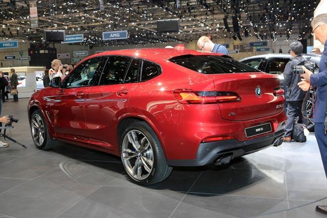 BMW X4 2019 sắp được THACO bán tại Việt Nam vào đầu năm 2019 - 9