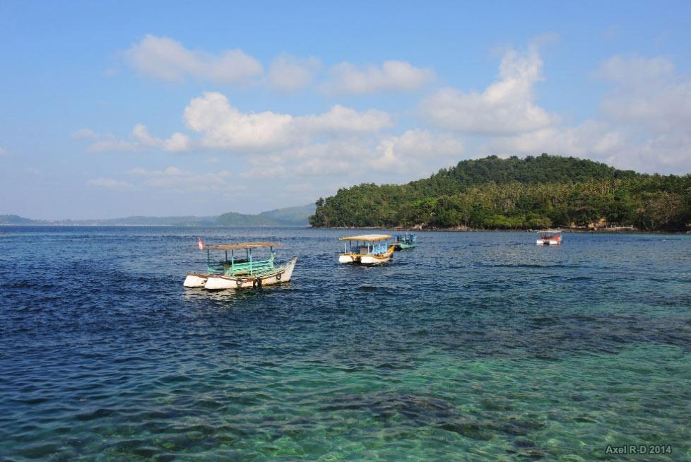 Không chỉ Bali trứ danh, Indonesia còn có những hòn đảo đẹp kinh ngạc thế này - hình ảnh 7