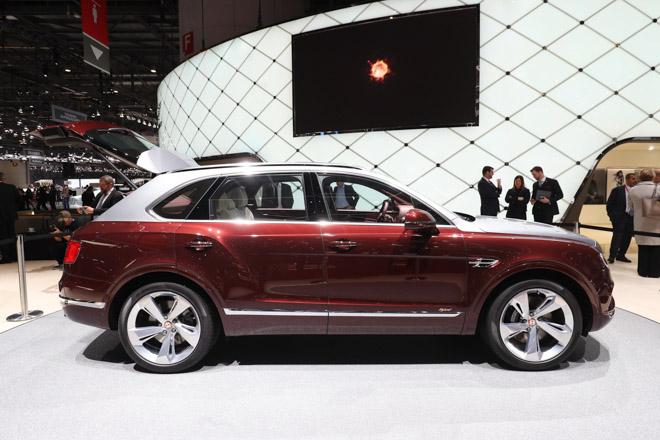 Bentley ra mắt bộ sạc điện dành riêng cho Bentayga Hybrid - 8
