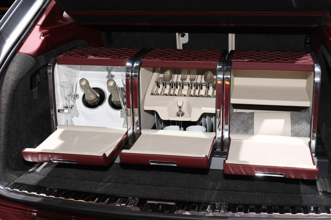 Bentley ra mắt bộ sạc điện dành riêng cho Bentayga Hybrid - 7