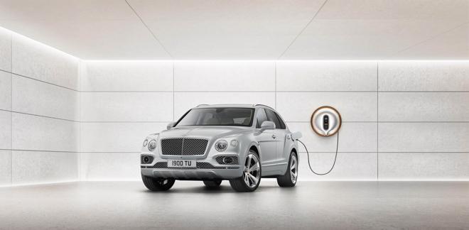 Bentley ra mắt bộ sạc điện dành riêng cho Bentayga Hybrid - 10