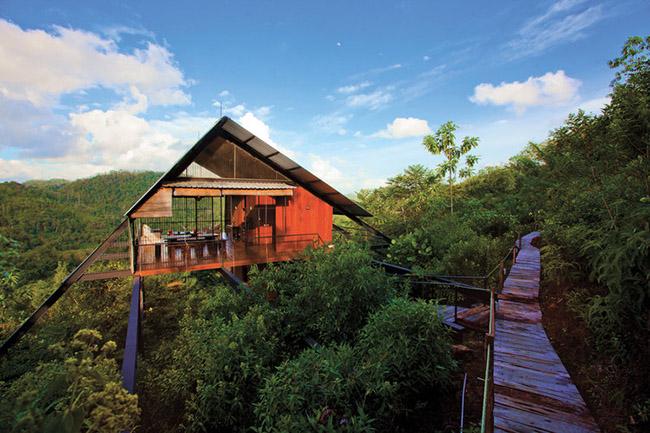 Những nơi nghỉ dưỡng xa xỉ nhất mà chỉ giới siêu giàu mới dám tới - hình ảnh 6
