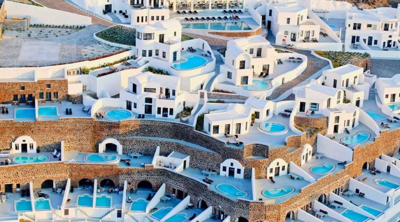 Thiên đường du lịch Santorini: Không phải màu hồng như bạn tưởng tượng - hình ảnh 6
