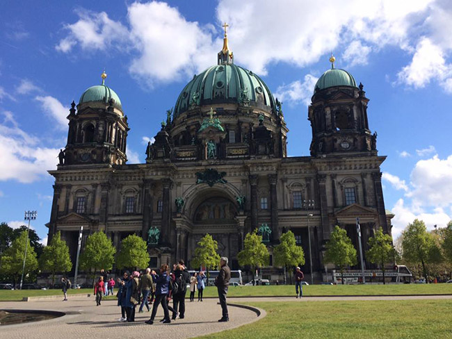 Muốn thăm một Châu Âu cổ kính, thanh lịch, bạn nhất định phải tới thành phố xinh đẹp này - hình ảnh 6