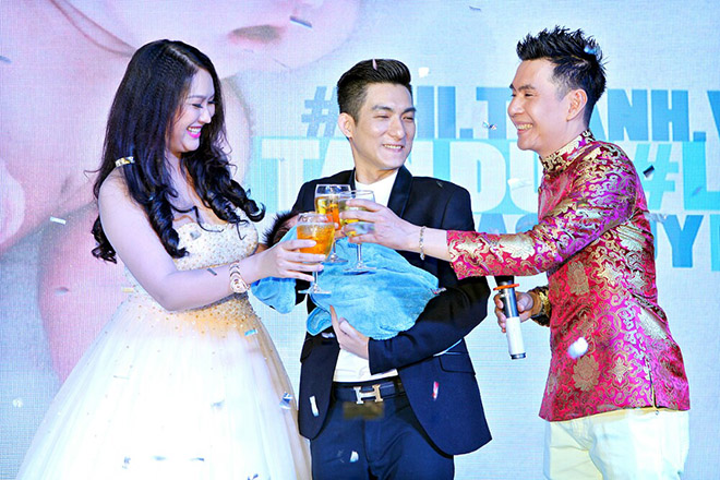 Ca sĩ Đoan Trường lên tiếng về tin đồn là cha đẻ con trai Phi Thanh Vân - hình ảnh 2