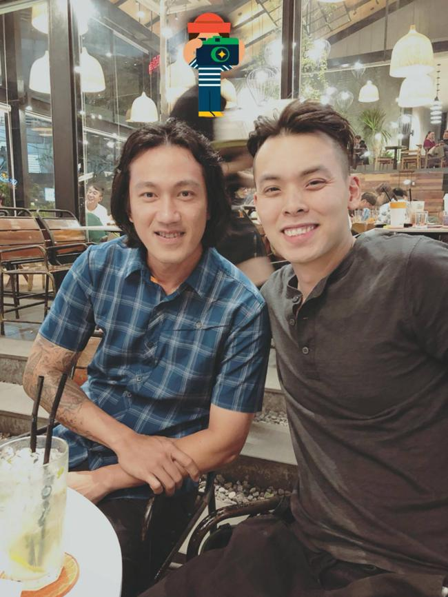 Hai năm sau chia tay, khó ai nhận ra đây bạn trai Việt kiều một thời của Hương Giang Idol - hình ảnh 5