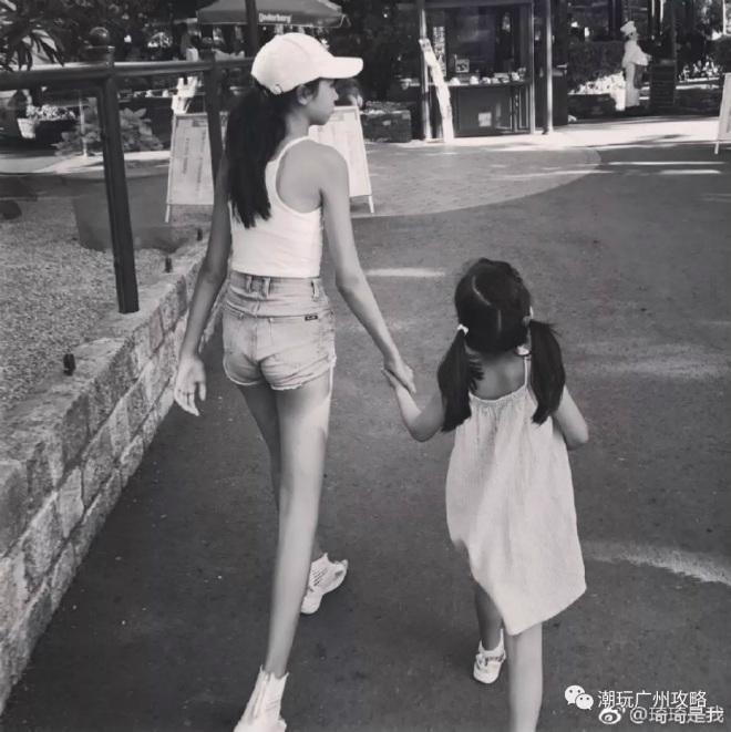 Con gái ông trùm phim xã hội đen Hong Kong phổng phao tuổi 14 - hình ảnh 5