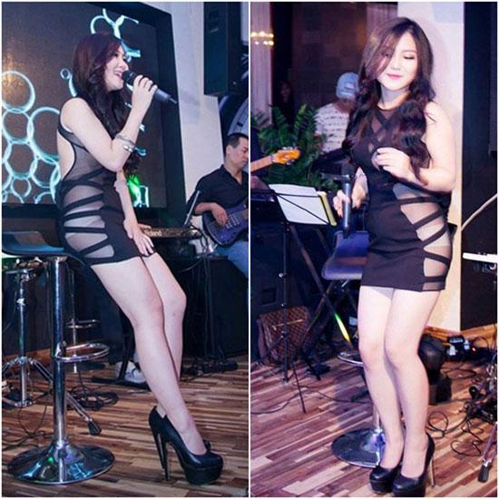 Phong cách táo bạo của dàn mỹ nữ Việt công khai bị gạ tình bạc triệu - hình ảnh 7