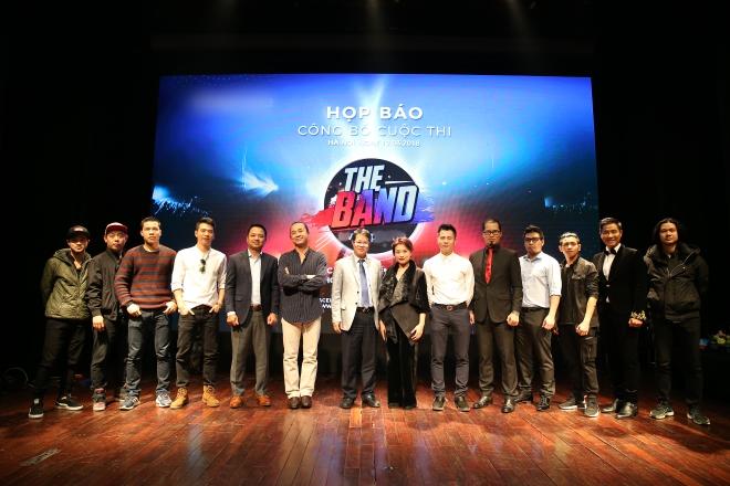 Nhạc sĩ Lê Minh Sơn đặt cược danh dự vào tính trong sáng của The Band - hình ảnh 1