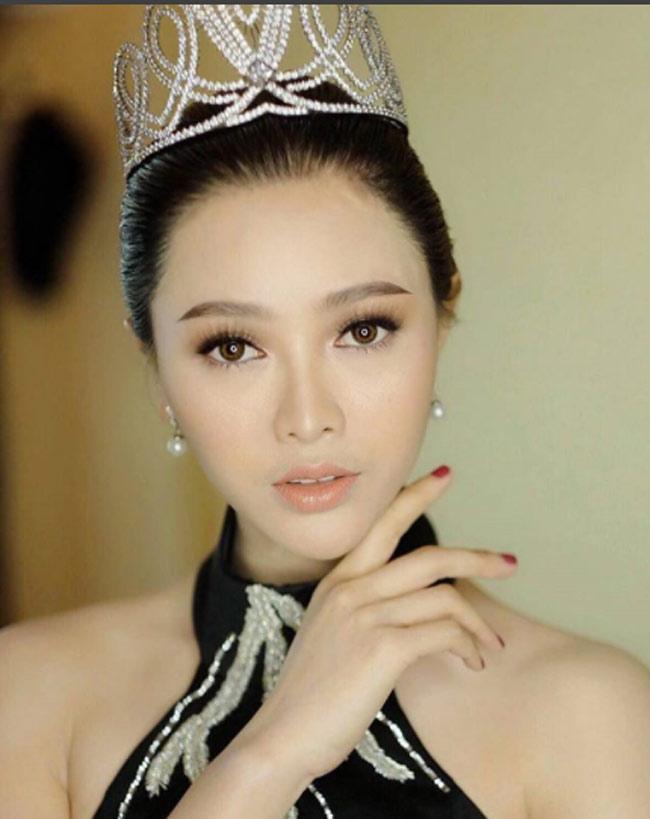 """""""Đệ nhất hoa hậu Lào"""" có nhan sắc ví như tiên nữ giáng trần - hình ảnh 3"""